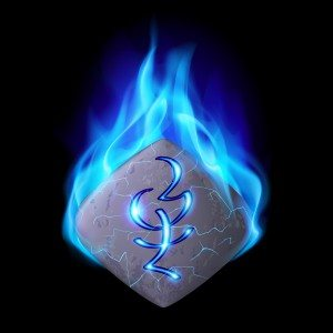 Learning Witchcraft with a Rune Stone
