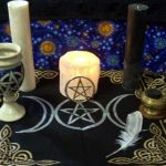 A Beltane Altar & Things To Do for Beltane