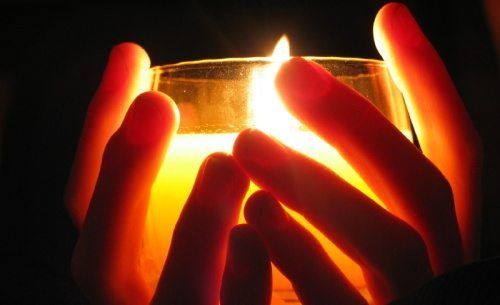 Divination Candle Prayer Magick