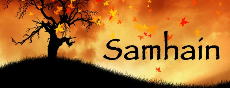 Samhain with LearningWitchcraft.com