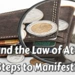 Money and the Law of Attraction [10 Steps to Manifesting]
