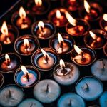 Fiery Wall of Protection Candle Spell