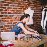 How to Create a Charm Bag